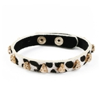 bracelet cuir léopard4