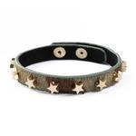 bracelet cuir léopard2