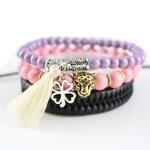 Bracelet Lucky Leopard