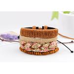 bracelet corde chanvre1