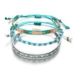 Bracelet Turquoise Solo-Trio