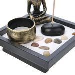 Petit Jardin Zen Spirituel Méditation