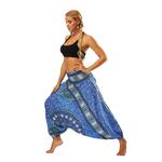 Pantalons de Yoga Mandala Taille Haute Gohappy