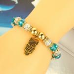 Bracelet Charms Hibou3