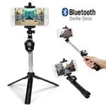 Bâton Selfie + Trépied + Télécommande Bluetooth 12