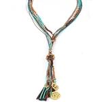 17-KM-Maxi-colar-Facette-Perles-Colliers-Pour-Femmes-Multi-couche-Long-Collier-D-claration-Bijoux