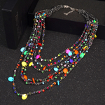 Collier Ras du cou Candy 2