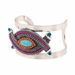 Bracelet Manchette India gohappy