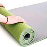 Véritable Tapis de Yoga 6mm 183cmx61cm