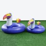 Toucan géant Flotteur Gonflable pour Piscine