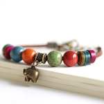 Bracelet Lucky Charm éléphant