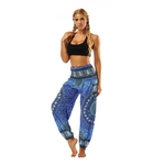 pantalons yogo Leggings larges
