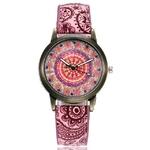 Dropshipping-Femmes-Creative-Fleur-Montres-Dames-De-Mode-Casual-Montres-Quartz-En-Cuir-Cadeau-Horloge-Relogio_2