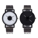 Montre Design Femme Black or White 1