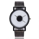 Montre Design Femme Black or White 4