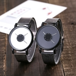 Montre Design Femme Black or White 8