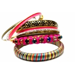 Bracelet Vintage Indi Rose3