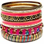 Bracelet Vintage Indi Rose5