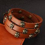 Bracelet Têtes de mort