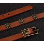 Bracelet Têtes de mort 3