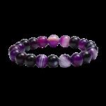 Bracelet Perles de Luxe - Bijoux de bien-être Pierres naturelles GoHappy 1