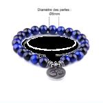 Bracelets de la Protection Oeil de Tigre 1
