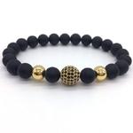 Bracelets Homme Black Pearl