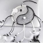 attrape rêves dreamcatcher ying yang