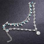 Bracelet de Cheville Santorini Boho