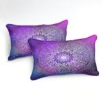 Parure de lit Purple Mandala 2