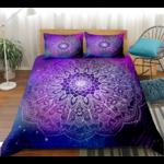 Parure de lit Purple Mandala 1