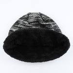 Bonnet de Laine gris4
