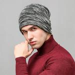 Bonnet de Laine gris2