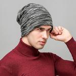 Bonnet de Laine gris3