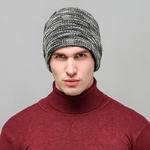 Bonnet de Laine gris0