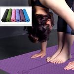 Tapis de Yoga AUM épais 3