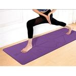 Tapis de Yoga AUM épais 6