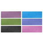 Tapis de Yoga épais couleurs