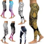 Leggings Femme Sport and Design GoHappy