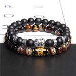 2-pi-ces-perles-Bracelet-mode-hommes-et-femmes-Bracelets-en-pierre-naturelle-Bracelets-pour-hommes