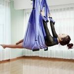 Hamac de Yoga aérien 2