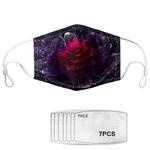 Masques Serie Lotus PM25 avec 7 Filtres 10