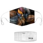 Masques Serie Lotus PM25 avec 7 Filtres 11