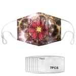 Masques Serie Lotus PM25 avec 7 Filtres 9
