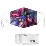 Masques Serie Lotus PM25 avec 7 Filtres 12
