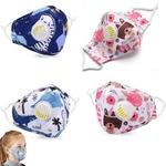 Masques ENFANTS PM25 avec Valve et Filtres 5