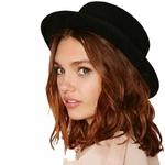 chapeau feutre Fedora femme homme