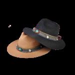 Chapeau de paille Femme Panama 1
