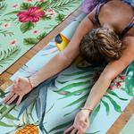 Tapis de Yoga portables 183x68cm 3