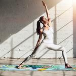 Tapis de Yoga portables 183x68cm 1